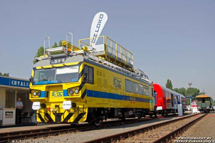 Czech Raildays nazdjęciach ifilmie