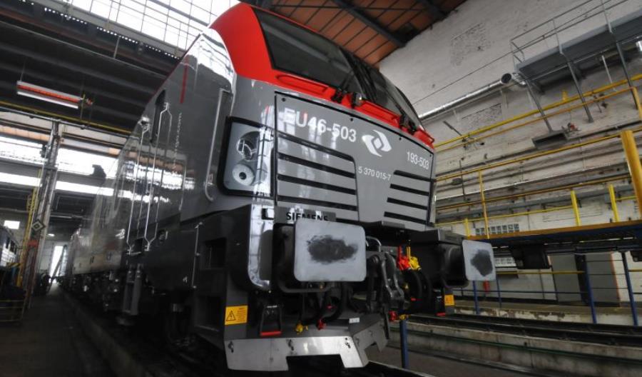 Pierwsze Vectrony dla PKP Cargo przyjechały doPoznania [nowe zdjęcia]