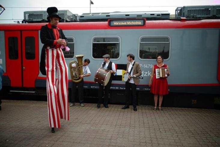 Łódź: Urodzinowa podróż koleją zTuwimem