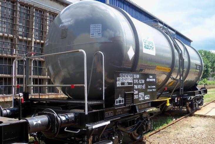 Grupa Azoty wynajmie specjalistyczne wagony towarowe