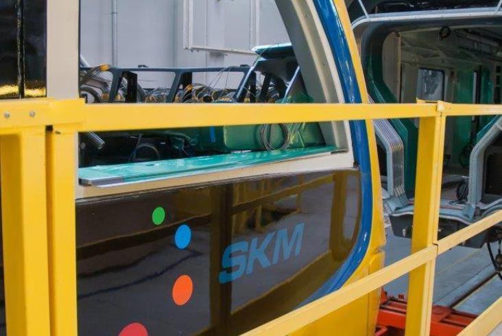SKM Trójmiasto pokazuje swoje nowe Impulsy (zdjęcia)