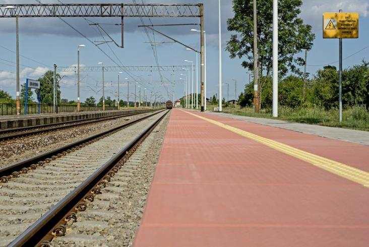 Kończy się rewitalizacja linii 272 pomiędzy Kluczborkiem aOstrzeszowem