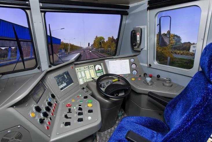 PKP Intercity chwali się nowym symulatorem (zdjęcia)