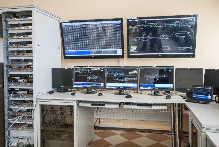 ESTER - Ekonomiczny System Zdalnego Sterowania Ruchem Kolejowym