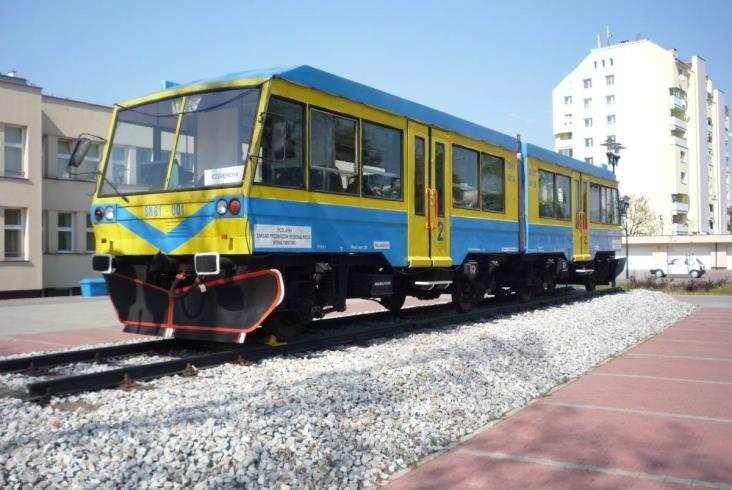 Wagony motorowe serii SN81 zniknęły ztorów