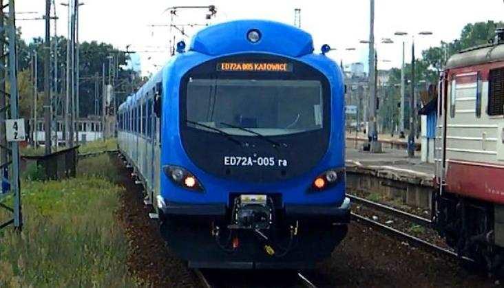 Śląskie zapłaciło miliony za modernizację, a ED72... jeździ po Małopolsce