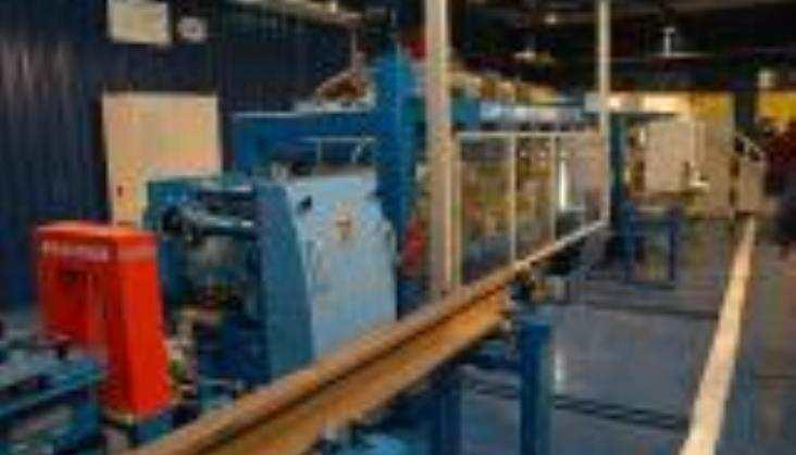 Nowa maszyna do badania szyn w ArcelorMittal za 5,6 mln euro