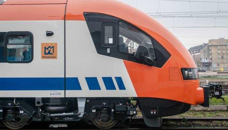 Województwo małopolskie kupi 12 elektrycznych zespołów trakcyjnych