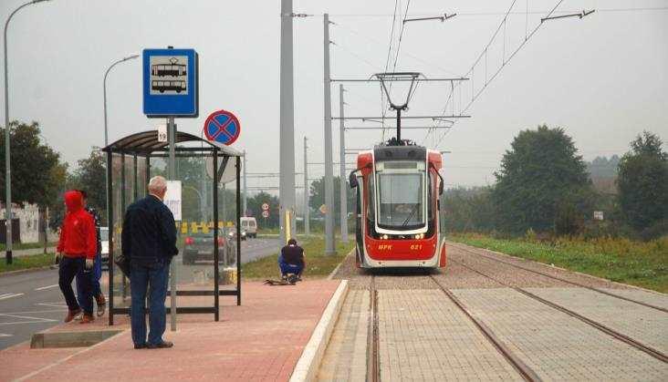 Przyszłość należy do tramwajów