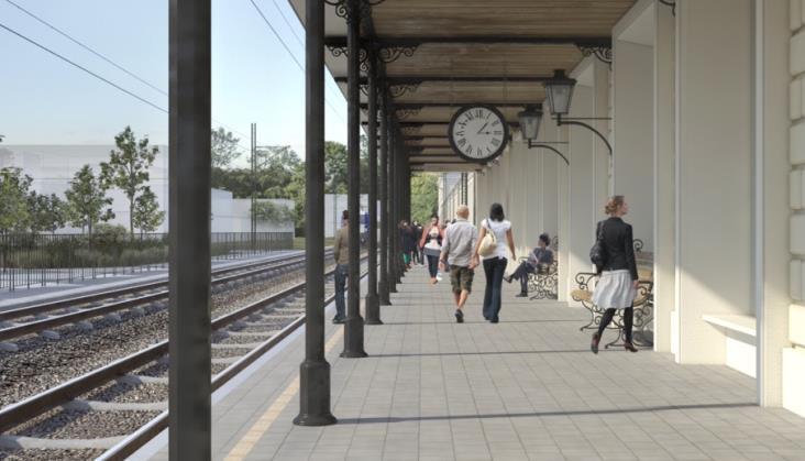 Los dworca wMaczkach nadal niepewny
