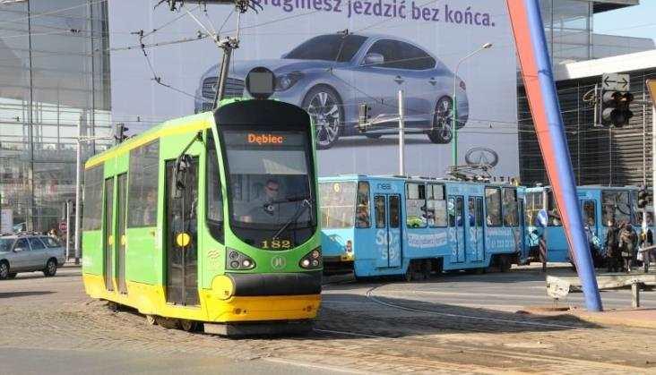 Poznań inwestuje w transport publiczny