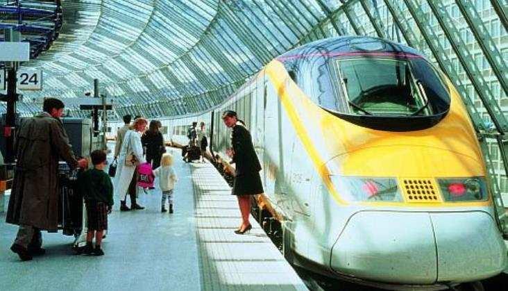 Belgia: Strajki kolejarzy wstrzymały ruch pociągów Eurostara do Brukseli