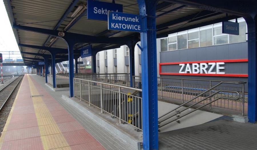 PLK chwali się modernizacją śląskiej linii średnicowej