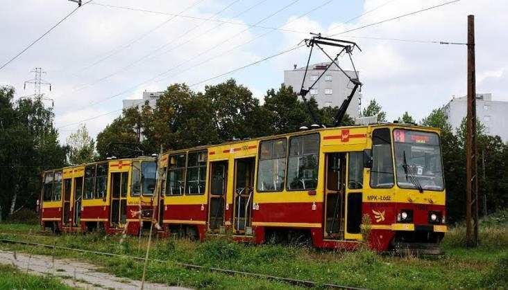 Łódź: Remonty nie przyspieszają ruchu. Tramwaje nawet dłużej jadą