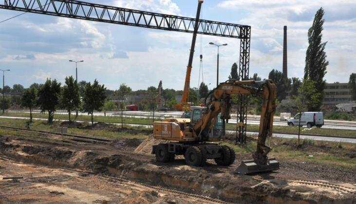 Polskie budowy coraz bezpieczniejsze