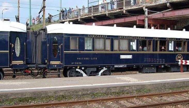 Orient Express atrakcją dla złomiarzy