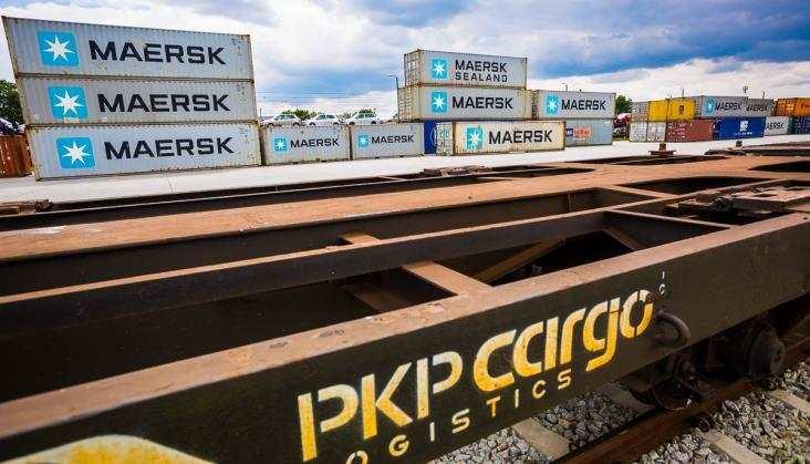 Ruszyła rozbudowa terminala PKP Cargo wPoznaniu Franowie zablisko 7 mlnzł