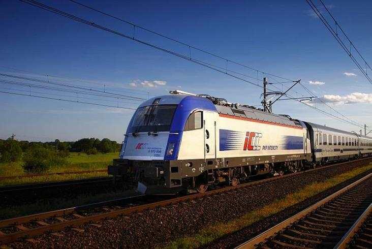 Słodka niespodzianka dla pasażerów PKP Intercity w międzynarodowych pociągach do Berlina