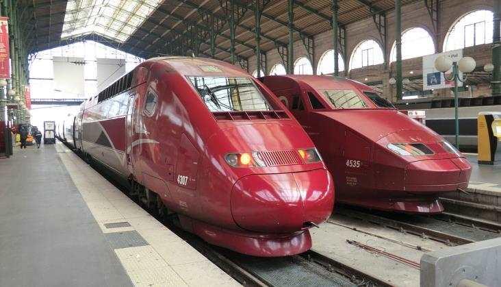 Próba zamachu wpociągu Amsterdam - Paryż udaremniona