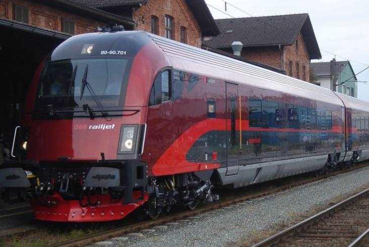 Koleje Czeskie kupują siedem Railjetów Siemensa