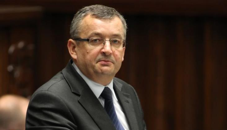 Adamczyk zapowiada remanent wministerstwie iPKP