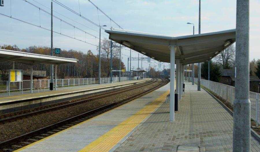 Nowe perony na trasie Siedlce – Terespol