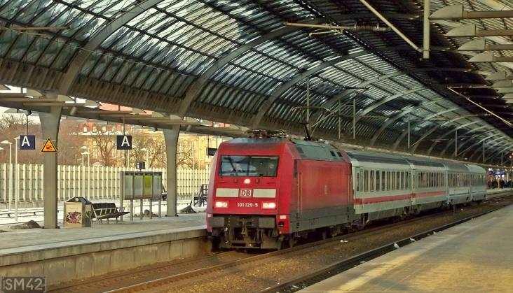 Gorsze wyniki Deutsche Bahn