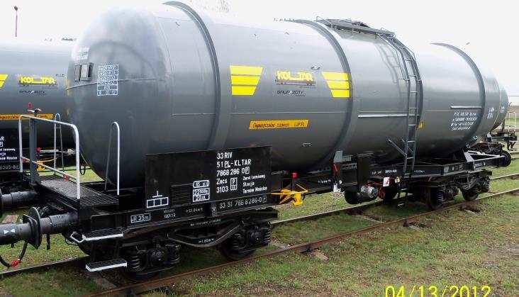 Grupa Azoty Koltar wynajmie wagony towarowe