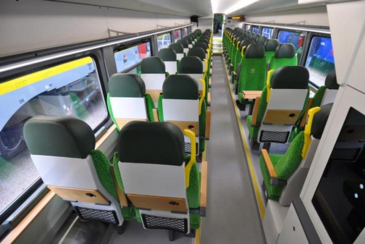 Wszystkie wagony Sundeck ilokomotywy dla Kolei Mazowieckich są gotowe