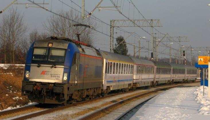 PKP Intercity przerobi trzy wagony nawarsy