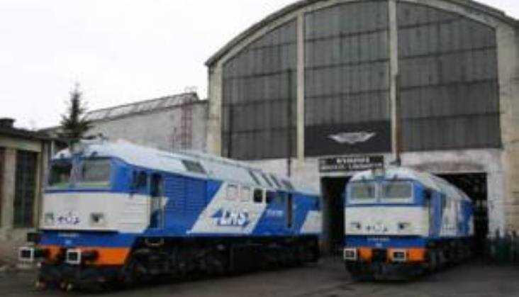 LHS sprzedaje zmodernizowane lokomotywy
