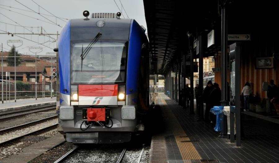 Pociągi Pesy dla Trenitalii już wożą pasażerów (zdjęcia)