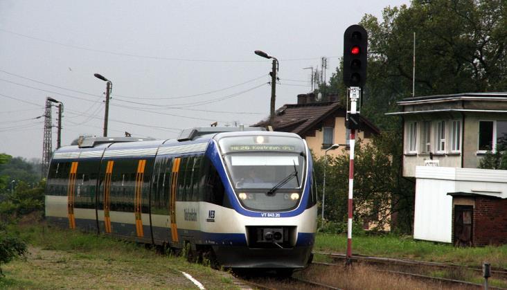 Cozpociągiem Gorzów – Berlin? Problem taborowy wciąż nierozwiązany