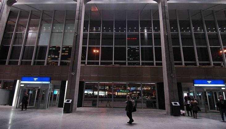 Modernizacja schodów ruchomych na dworcu Warszawa Centralna