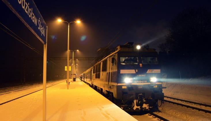 Pociągi znów jadą zWodzisławia Śląskiego doChałupek