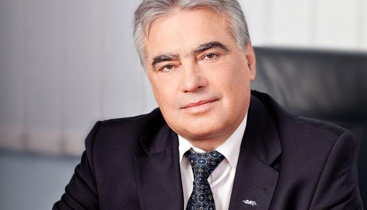 Zbigniew Tracichleb ponownie prezesem PKP LHS