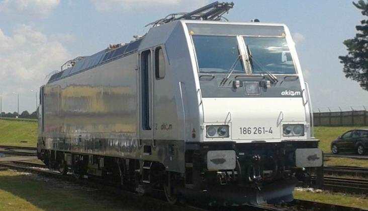 Bombardier dostarczy 10 Traxxów dla firmy leasingowej Akiem