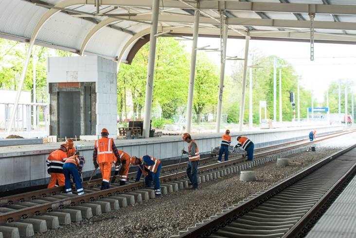 Łódź: Odponiedziałku budowa tunelu Niciarnianej podtorami