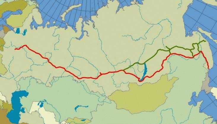 Władimir Putin zapowiedział remont Kolei Transsyberyjskiej