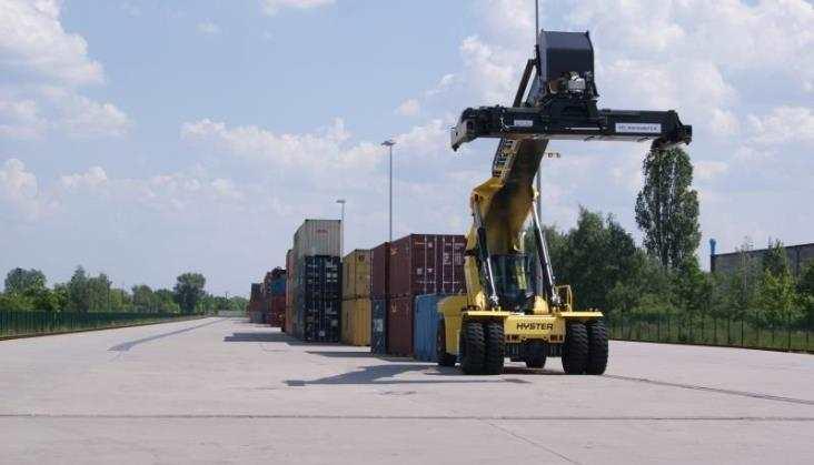 PCC Intermodal będzie inwestować w terminal we Frankfurcie n. Odrą