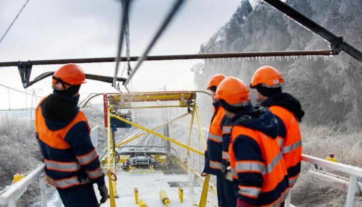 PKP Energetyka: Zapewnimy odpowiednie utrzymanie sieci trakcyjnej