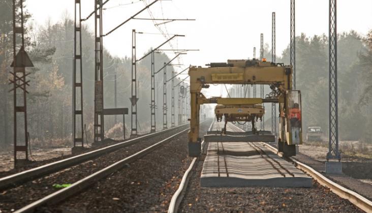 Jest przetarg naodcinek Rail Baltiki Sadowne – Czyżew
