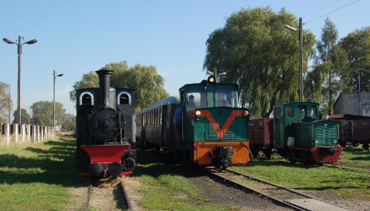 Weekend zparą na100-lecie rogowskiej kolei wąskotorowej