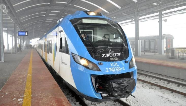 Koleje Śląskie: Rok 2015 był rokiem stabilizacji dla przewoźnika