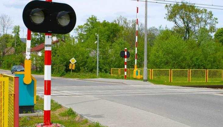 PLK: Wypadków naprzejazdach mniej niż wroku 2014