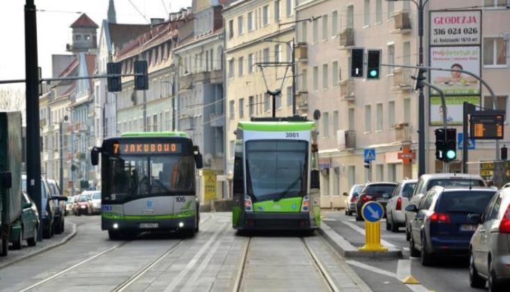 Rusza tramwajowa trójka. Olsztyn z nowym układem komunikacyjnym