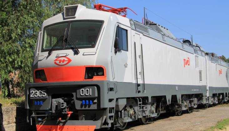 Rosja: Nowa francusko-rosyjska lokomotywa zdopuszczeniem doeksploatacji