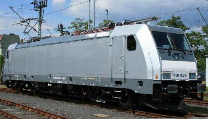 Akiem szuka chętnych na wynajem lokomotyw Traxx 186