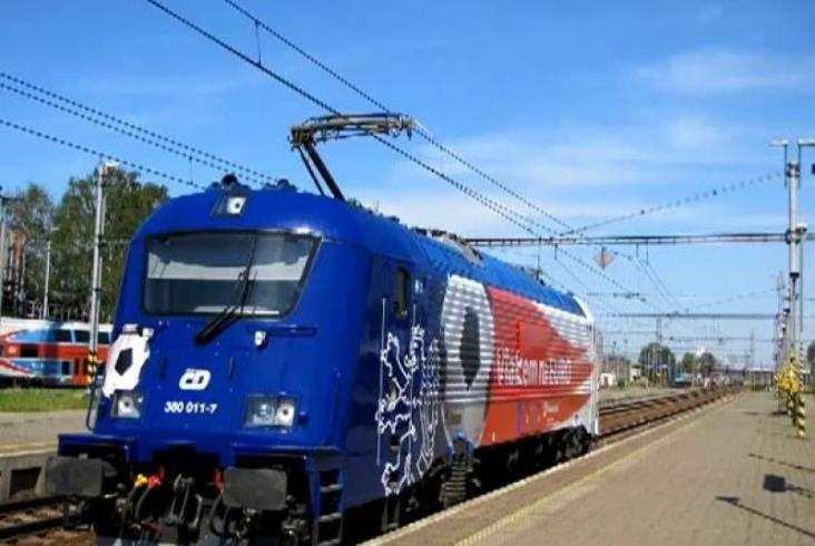 Lokomotywy na Euro jeżdżą i u Czechów