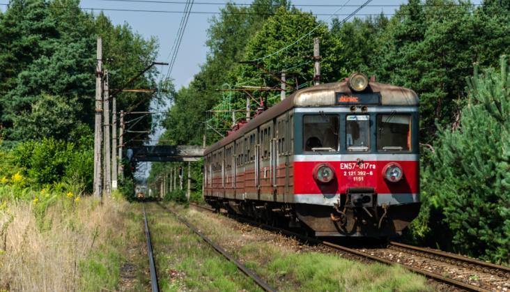 Małopolskie: Analizy nie wykazały potencjału połączeń doOświęcimia
